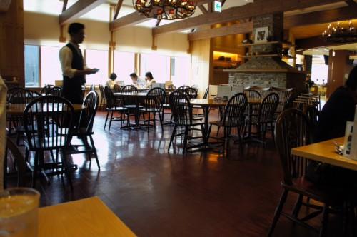 足柄の森レストラン1