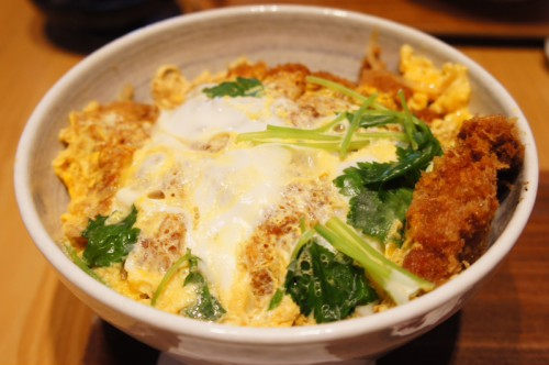 ビックチキンカツ丼2