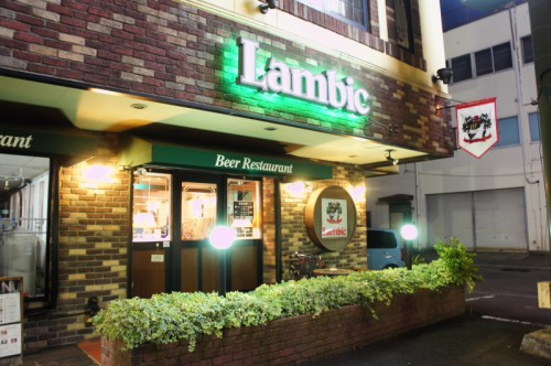 Lambic外観
