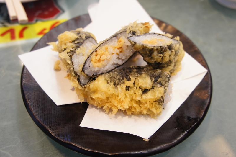 納豆天ぷら