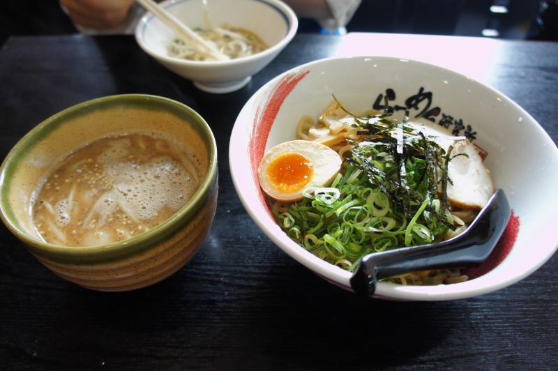 つけ麺_らーめん研究所